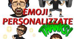 Come trasformare foto in Emoji con la nostra faccia