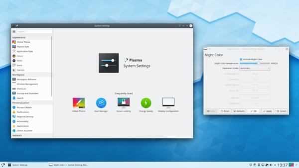 Come velocizzare ambiente desktop KDE Plasma 5