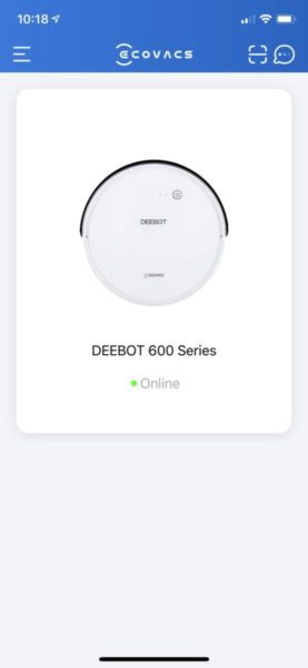 DEEBOT 605 1