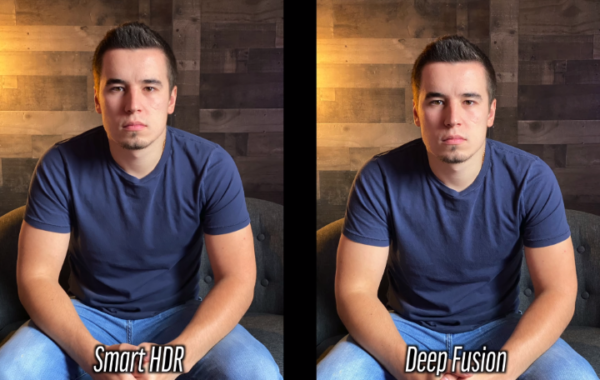 Deep Fusion iPhone cos'è e come si attiva