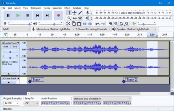 Editare musica: i migliori programmi