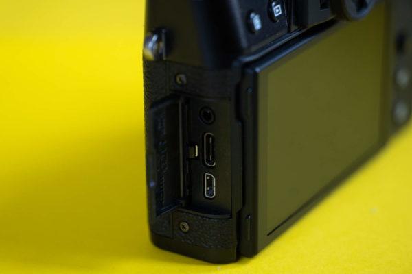 Fujifilm X T30 6