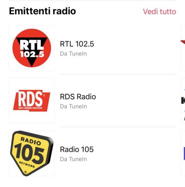 emittenti radio