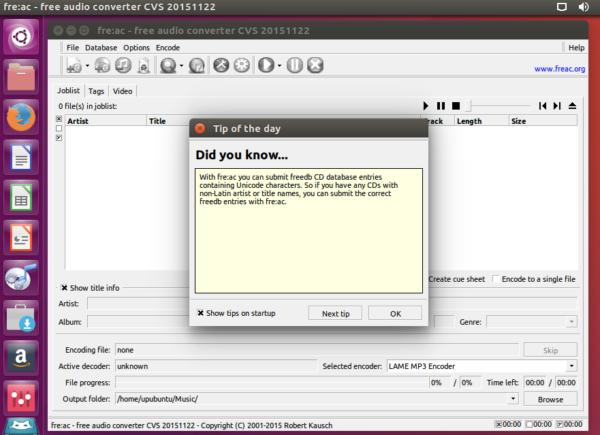 Migliori programmi per convertire audio su Linux