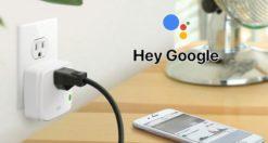 Presa WiFi compatibile con Google Assistant