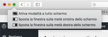 Come ridimensionare automaticamente le finestre su Mac