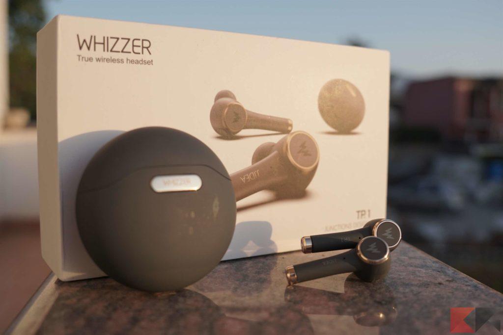 Recensione Whizzer TP1