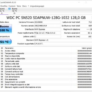 disk info 1