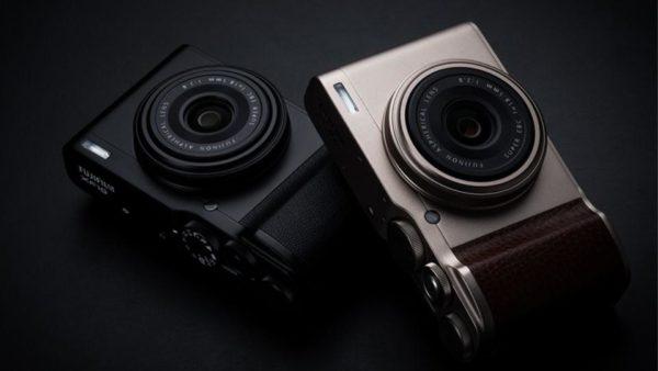 fotocamera compatta fujifilm