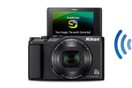 fotocamera compatta bluetooth migliore2