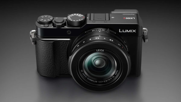 Lumix LX100 II compatta