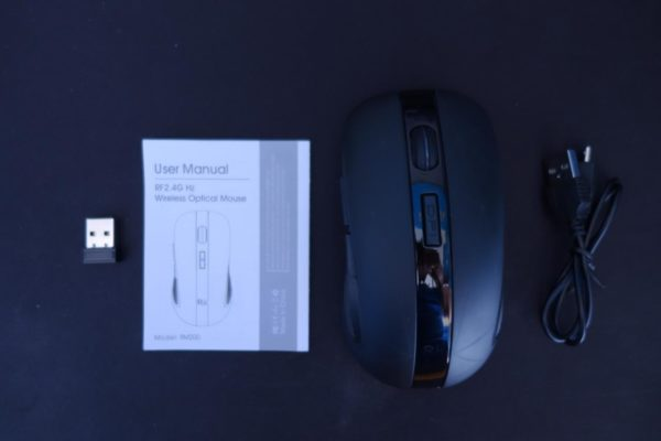 Mouse wireless Rii RM200