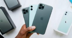 unboxing every green iphone 11