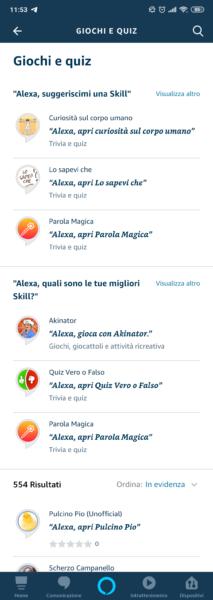 Comandi Alexa: lista completa di cosa chiedere
