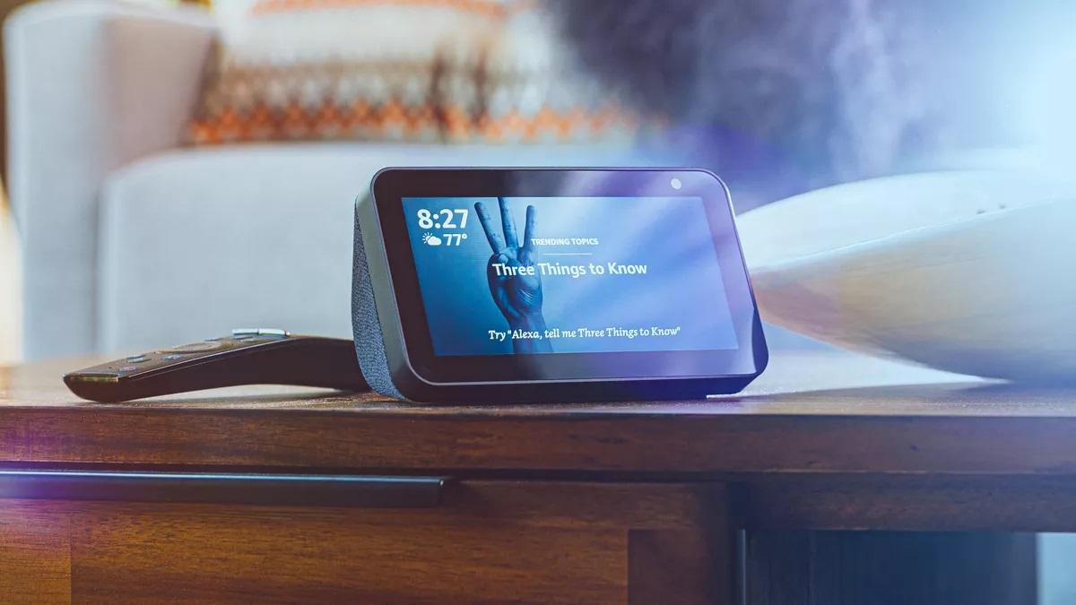 Come aggiornare le impostazioni Wi Fi su Amazon Echo Show