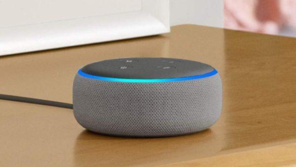 Come aggiornare software di Amazon Echo
