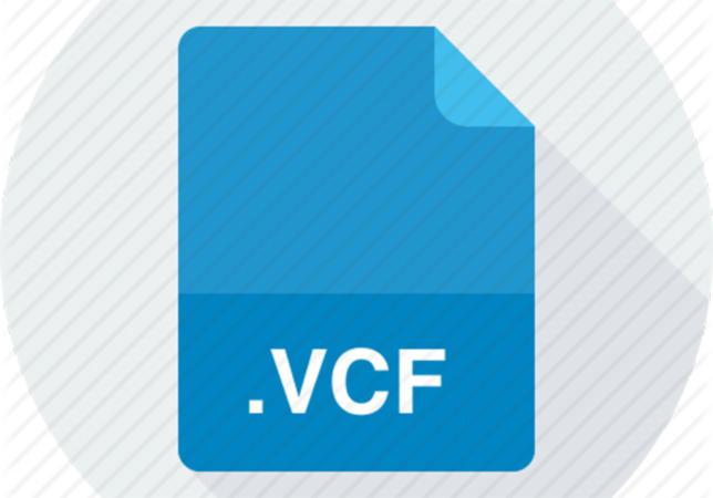 Come aprire un file VCF
