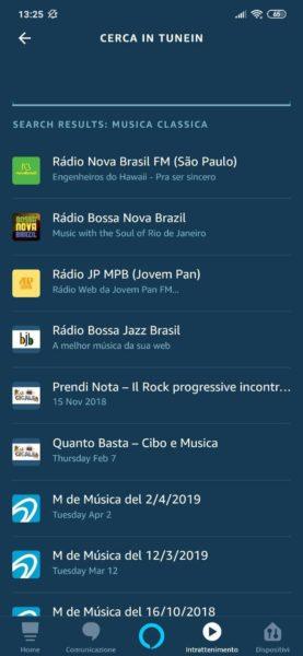 Come ascoltare musica gratis con Amazon Alexa