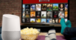 Come collegare Google Home a Netflix