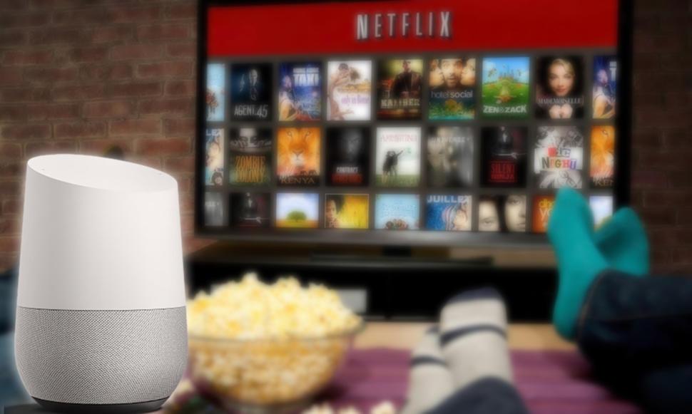 Come collegare Google Home a Netflix 3