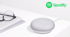 Come collegare Google Home a Spotify