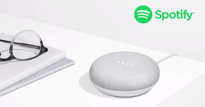 Come collegare Google Home a Spotify 4