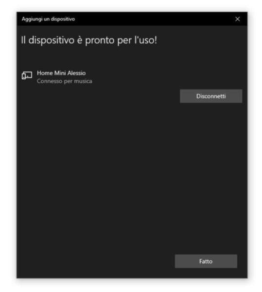 Come collegare Google Home al PC