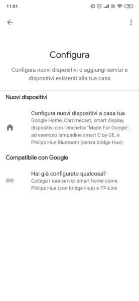 Come collegare Google Home alla TV