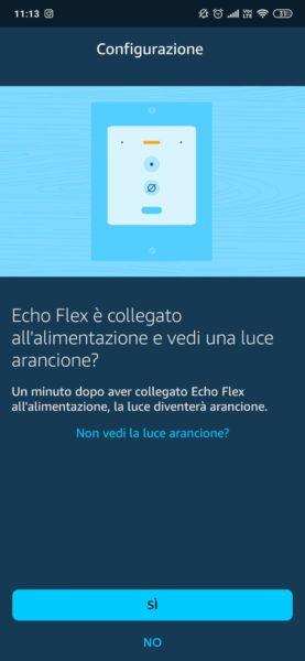 Come configurare Amazon Echo Flex 2