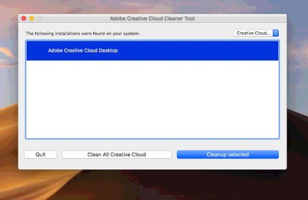 Come disinstallare Adobe Creative Cloud 5