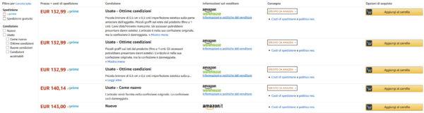 Cos'è Amazon Warehouse Deals e perché si risparmia tanto