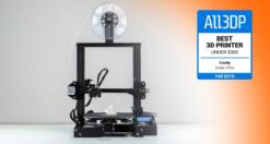 Ender 3 Pro 3D Printer Stampante 3D