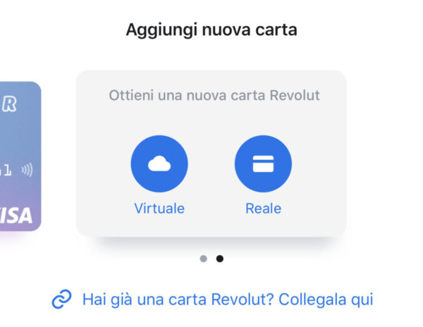 Carte virtuali Revolut: come utilizzarle