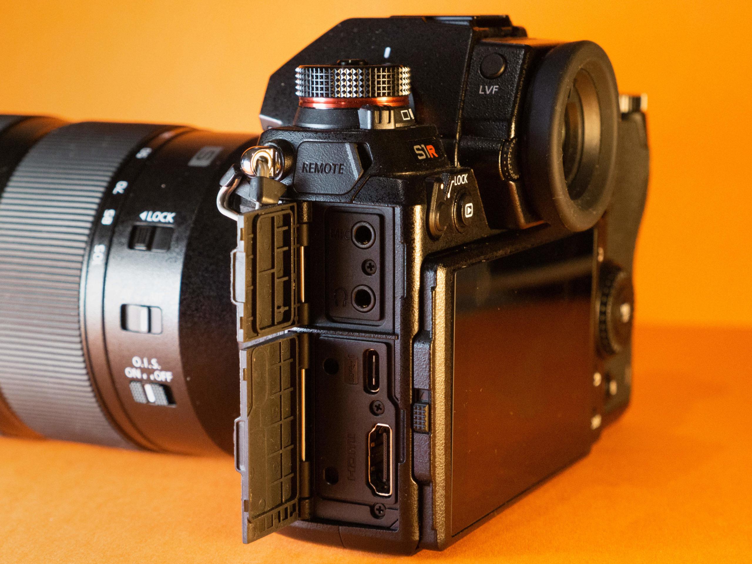 Recensione Panasonic Lumix S1R 03 scaled