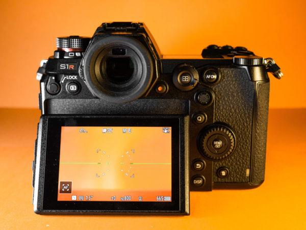 Recensione Panasonic Lumix S1R 05