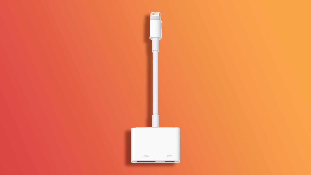 adattatore lightning HDMI