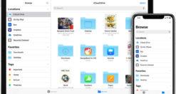file app iOS