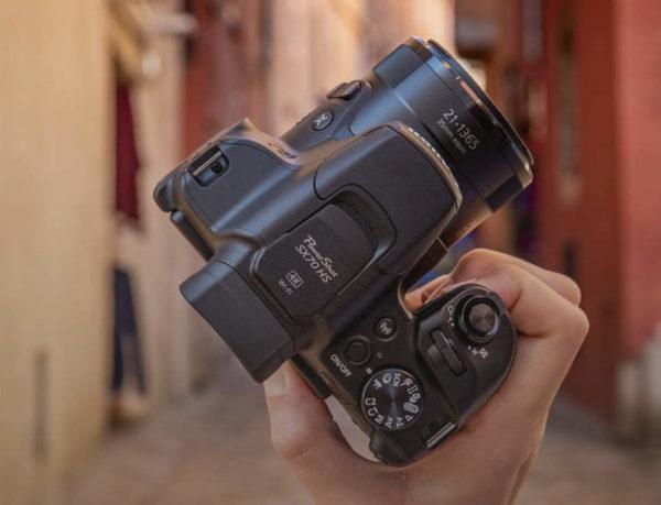 fotocamere bridge canon