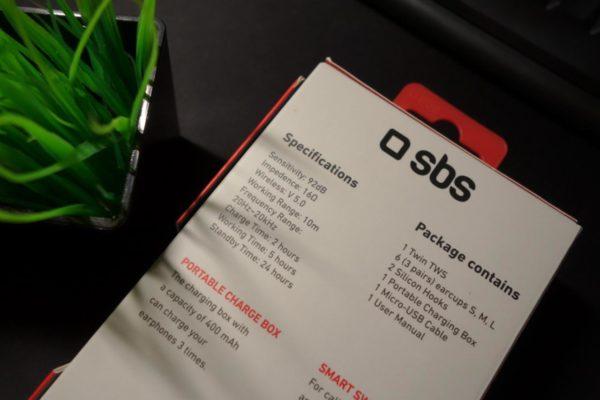 SBS TWS Solid BT950