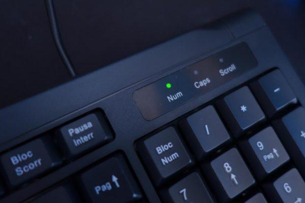 Rii RK907 tastiera
