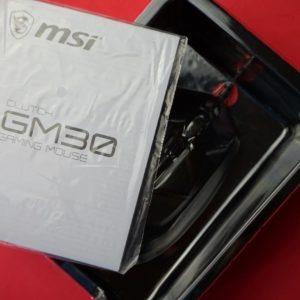 MSI Clutch GM30