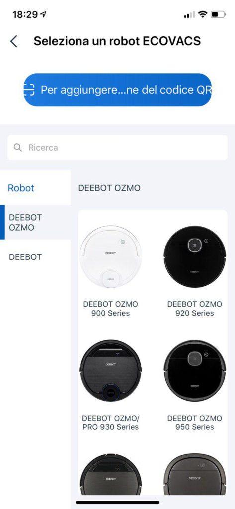 ECOVACS DEEBOT OZMO920