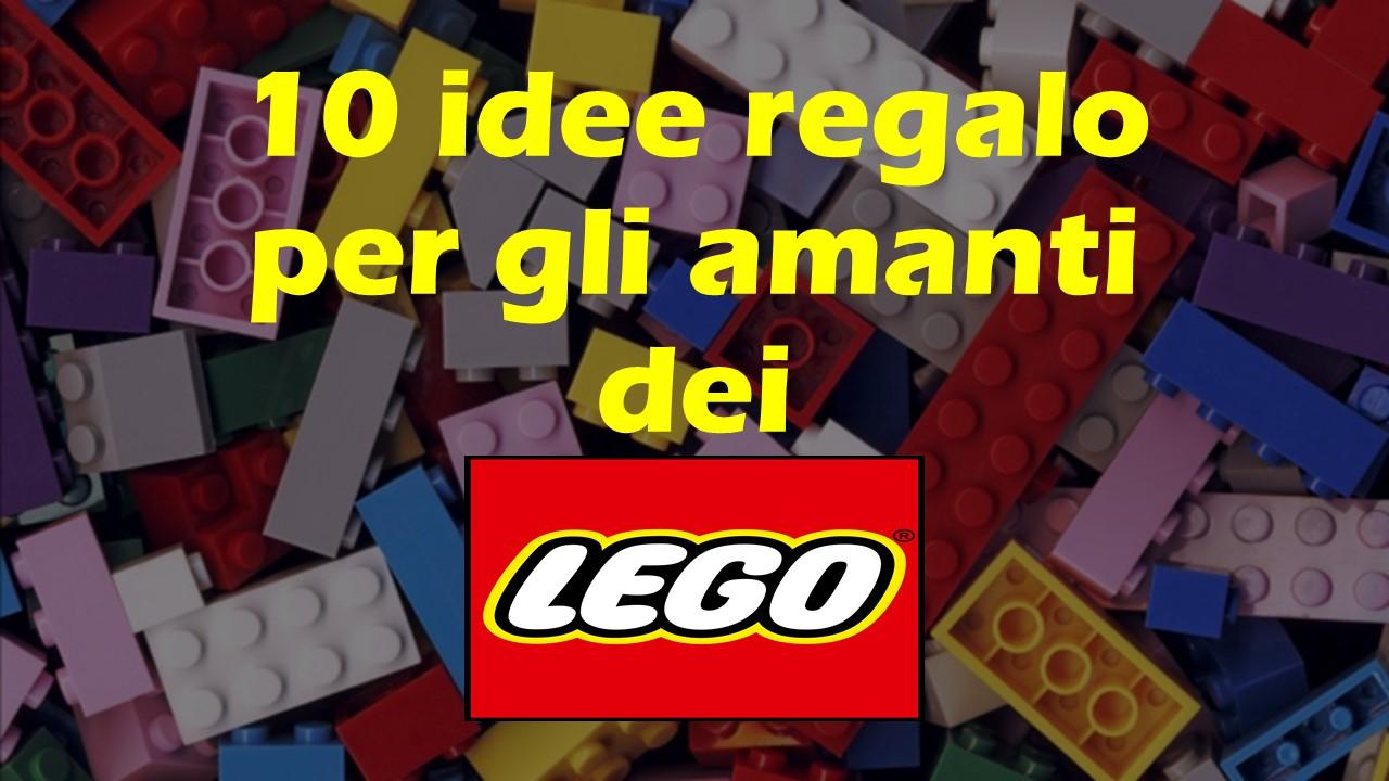 10 idee regalo per gli amanti dei LEGO 10
