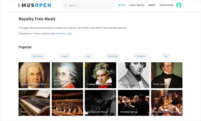 10 siti per trovare musica gratis senza copyright 5