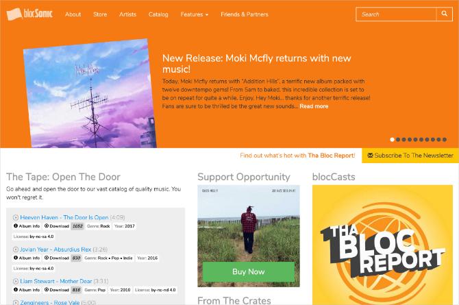 10 siti per trovare musica gratis senza copyright 8