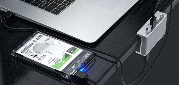 HUB USB di ORICO