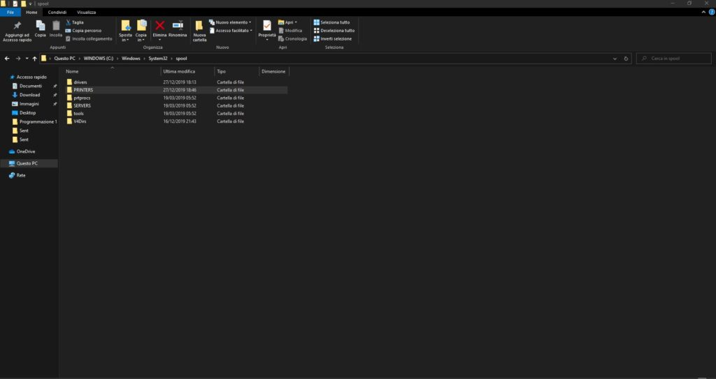Come vedere la cronologia di stampa su Windows 4