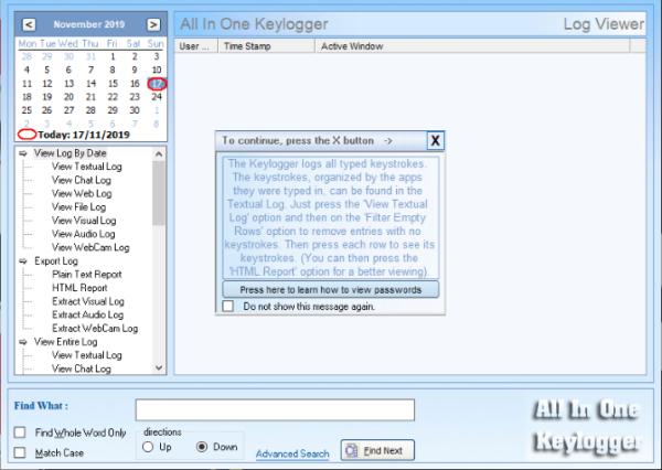 I migliori Keylogger da usare