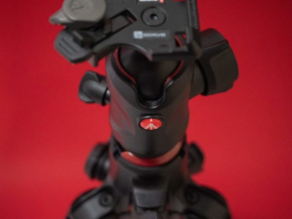 treppiedi manfrotto befree gt xpro