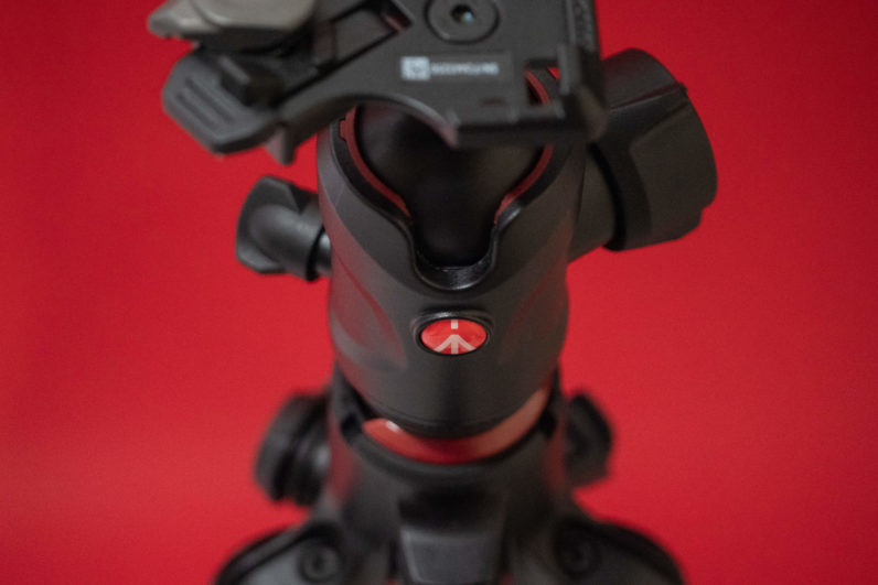 Recensione Manfrotto BeFree GT XPRO 05